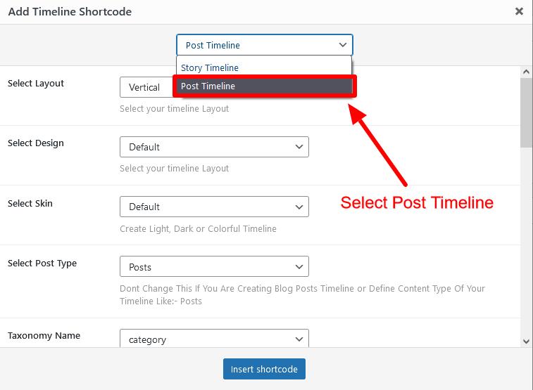 select-post-timeline